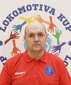 Tournament staff Lokomotiva CUP Brcko